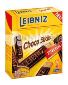 Produktabbildung: Leibniz Choco Sticks Edelherb 12 St.