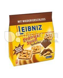 Produktabbildung: Leibniz Erdnuss Spaß Schoko 175 g