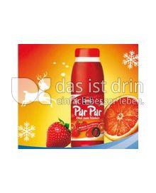 Produktabbildung: Schwartau Pur Pur Erdbeere-Blutorange 250 ml