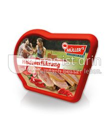 Produktabbildung: Müller´s Hausmacher Wurst Heideverführung Chili 150 g
