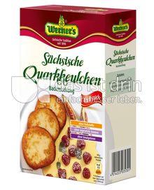Produktabbildung: Werner's Sächsische Quarkkeulchen 16 St.