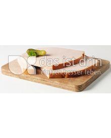 Produktabbildung: Höhenrainer Puten-Leberkäse gebacken