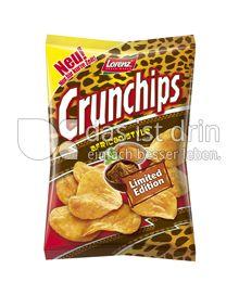 Produktabbildung: Lorenz Crunchips Kartoffelchips African Style 175 g