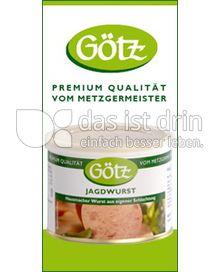 Produktabbildung: Götz Jagdwurst 200 g