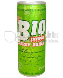 bio power energy drink bio energiegetr nk mit bio guarana bio zucker usw 49 0 kalorien kcal. Black Bedroom Furniture Sets. Home Design Ideas