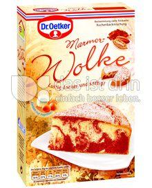 Produktabbildung: Dr. Oetker Marmor-Wolke 450 g
