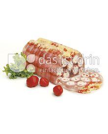 Produktabbildung: Vitala Gourmet Schinkenröllchen mit Frischkäse Peppadew 0,8 kg