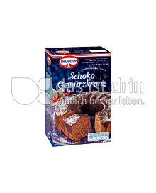 Produktabbildung: Dr. Oetker Winterliche Backideen Schoko Gewürzkranz 0,422 g