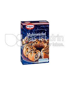 Produktabbildung: Dr. Oetker Winterliche Backideen Mohnwickel 0,422 g