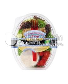 Produktabbildung: Gartenfrisch Jung Gourmetsalat Winter 175 g