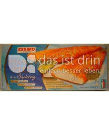 Produktabbildung: Eskimo Seelachsfilets im Backteig 300 g