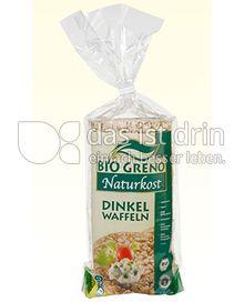 Produktabbildung: Bio Greno Naturkost Dinkelwaffeln 100 g