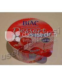 Produktabbildung: Biac Probiotisches Dessert Kirsche 200 g