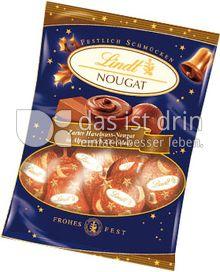 Produktabbildung: Lindt Nougat-Baumbehang 100 g