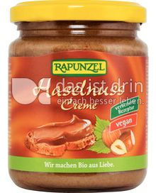 Produktabbildung: Rapunzel Haselnuss Creme