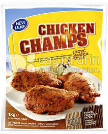 Produktabbildung: New Leaf Chicken Champs Exotic Jamaica Style 1 kg