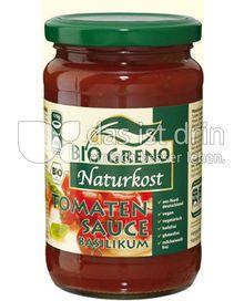 Produktabbildung: Bio Greno Tomatensauce Basilikum 350 g