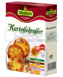 Produktabbildung: Werner's Kartoffelpuffer 15 St.