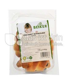 Produktabbildung: Beiker Croissants Schokolade 135 g