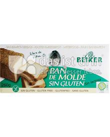 Produktabbildung: Beiker Kastenweißbrot 260 g