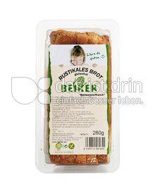Produktabbildung: Beiker Rustikales Brot 260 g