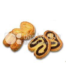 Produktabbildung: Beiker Schweinsöhrchen Schokolade 100 g