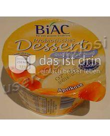 Produktabbildung: Biac Probiotisches Dessert Aprikose 200 g