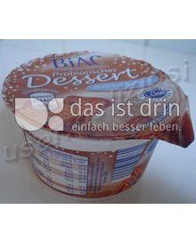 Produktabbildung: Biac Probiotisches Dessert Spekulatius 200 g
