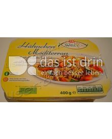 Produktabbildung: K-Classic Well You Hähnchen Mediterran 400 g