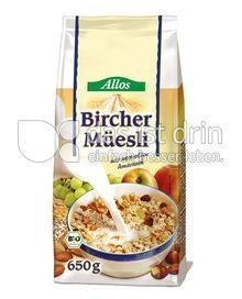 Produktabbildung: Allos Bircher Müsli 650 g