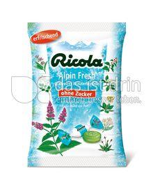 Produktabbildung: Ricola Alpin Fresh 75 g