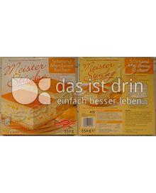 Produktabbildung: Aldi Meisterstücke Schmand Mandarine Kuchen 550 g
