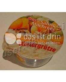 Produktabbildung: Ursi Sahne - Milchreis Wintergrütze 200 g