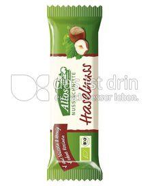 Produktabbildung: Allos Nuss-Schnitte Haselnuss 30 g