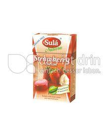 Produktabbildung: Sulá Erdbeer&Sahne Bonbon 43 g