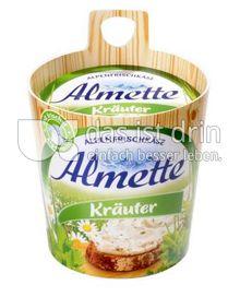 Produktabbildung: Almette Alpenfrischkäse Kräuter 150 g