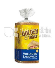 Produktabbildung: GOLDEN TOAST Vollkornsandwich 750 g