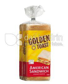 Produktabbildung: GOLDEN TOAST American Sandwich 750 g