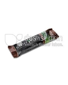 Produktabbildung: steirer:kraft Kürbiskernriegel Schokolade 25 g
