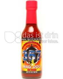 Produktabbildung: Mad Dog´s 357 Mad Dog´s Hot Sauce 148 ml