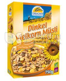 Produktabbildung: Erbacher - Ihr Dinkelspezialist Dinkel Vielkorn Müsli 750 g