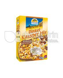 Produktabbildung: Erbacher - Ihr Dinkelspezialist Dinkel Knusper Mix Nugat - Schoko 425 g