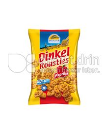 Produktabbildung: Erbacher - Ihr Dinkelspezialist Dinkel Roasties Paprika 100 g
