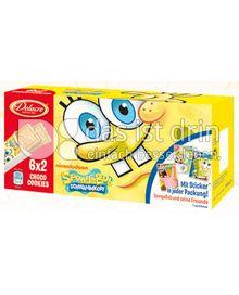 Produktabbildung: Spongebob Schwammkopf Choco Cookies 150 g