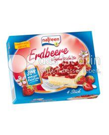 Produktabbildung: natreen Joghurtschnitte Erdbeere 400 g
