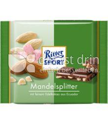 Produktabbildung: Ritter Sport Bio Mandelsplitter 65 g