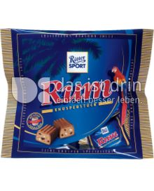 ritter sport rum 540 0 kalorien kcal und inhaltsstoffe. Black Bedroom Furniture Sets. Home Design Ideas