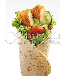 Produktabbildung: McDonald's Chicken Fresh Wrap
