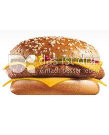 Produktabbildung: McDonald's Hamburger Royal mit Käse 0 g