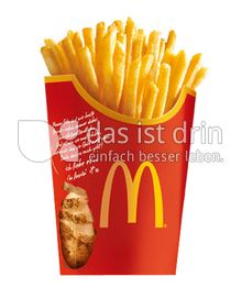 Produktabbildung: McDonald's Pommes Frittes 0 g